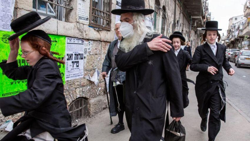 إرسالية الوجبات.. سبب تفشي كورونا بين اليهود المتشددين