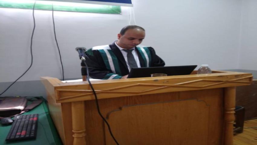 «مصر العربية» تهنئ الزميل الصحفي وائل مجدي لحصوله على درجة الماجستير