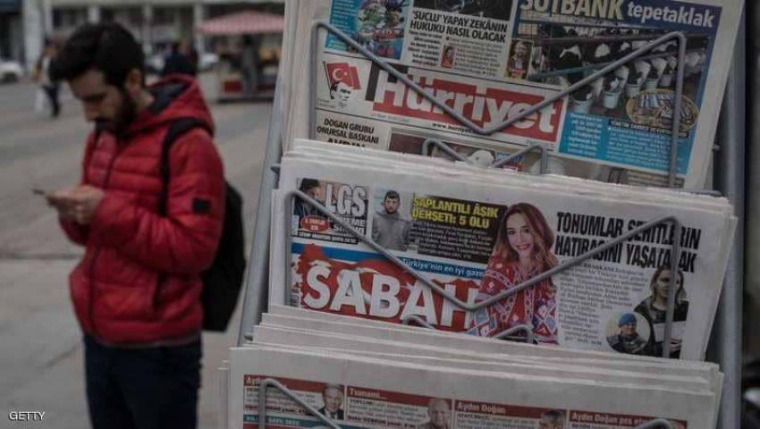 بالأرقام.. هكذا انتهكت تركيا حرية الصحافة في 2018