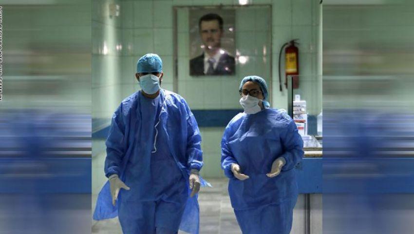 سوريا تسجل أول حالة إصابة بفيروس كورونا