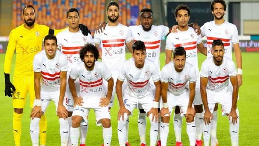 بالأسماء| كأس مصر.. مفاجآت بالجملة في تشكيل الزمالك أمام إف سي مصر