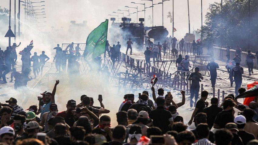 العراق.. قطع الإنترنت تحسبًا لمظاهرات جديدة
