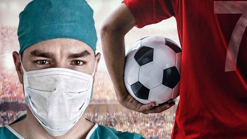 فيديو| هذا اللاعب.. أحدث ضحايا إشاعات الإصابة بكورونا
