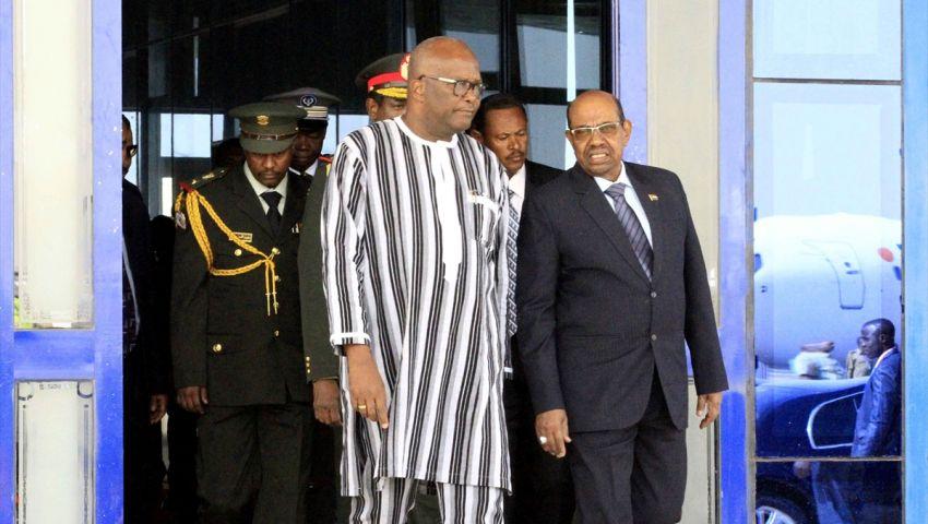رئيس بوركينا فاسو يصل الخرطوم في زيارة تستغرق 3 أيام