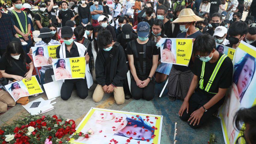 انقلاب بورما.. مأزق الجنرالات يتفاقم بين التظاهرات والعقوبات