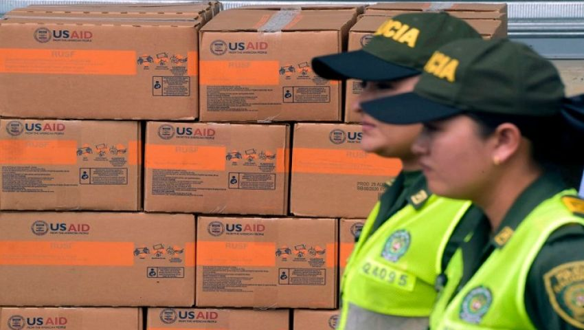 واشنطن بوست: مع استمرار منع دخول المساعدات لفنزويلا.. ما الخطوة القادمة؟
