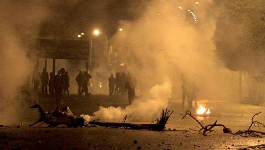 فيديو| ف. تايمز: احتجاجات تونس لن تكون الأخيرة.. و600 معتقل