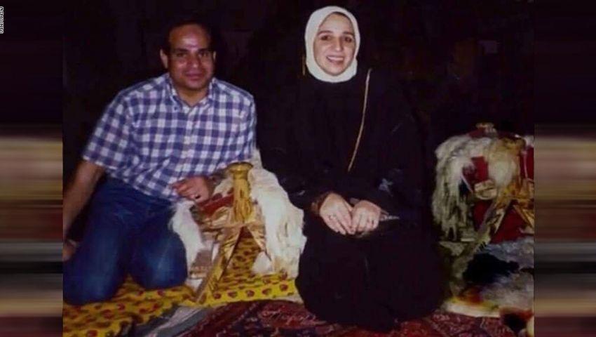 ببساطة الست المصرية.. قرينة الرئيس تروي تفاصيل ارتباطهما وطباعهما الأسرية