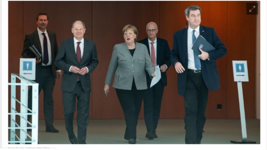 شبيجل: «كورونا»أحدث خللاً هائلاً في ميزانية ألمانيا