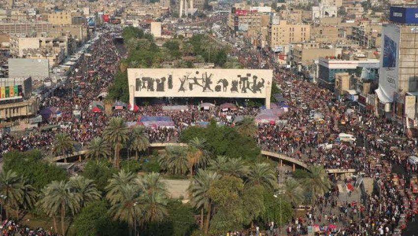 احتجاجات العراق.. الرقعة تتسع والإدانة تتصاعد