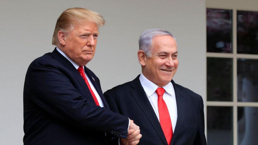 تفاصيل تجسس إسرائيل على البيت الأبيض وترامب يتجاهل