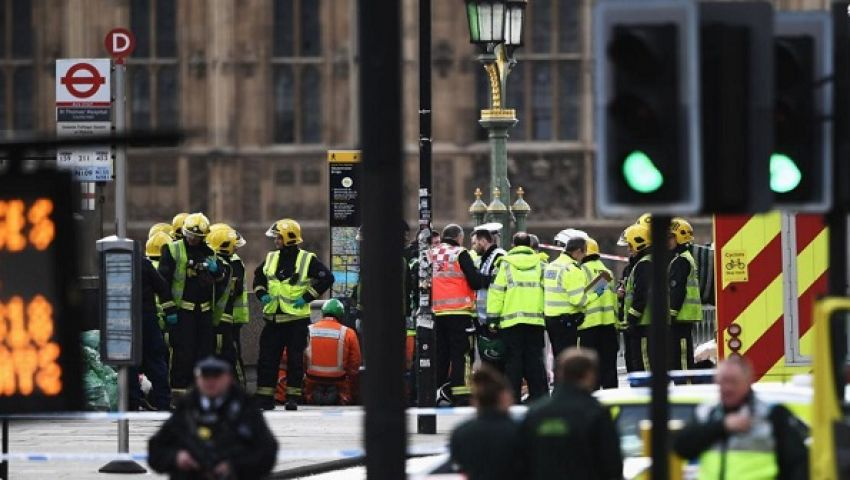مصدر أمريكي: منفذ «هجوم لندن» ارتبط بأشخاص على صلة بجهاديين