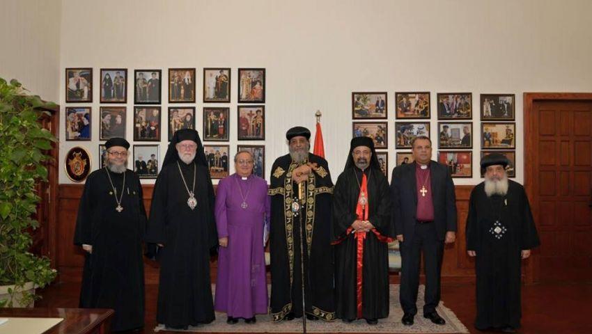 رفيق جريش: الكنائس تتخذ موقفًا موحدًا من احتفال «عيد القيامة» الجمعة المقبل