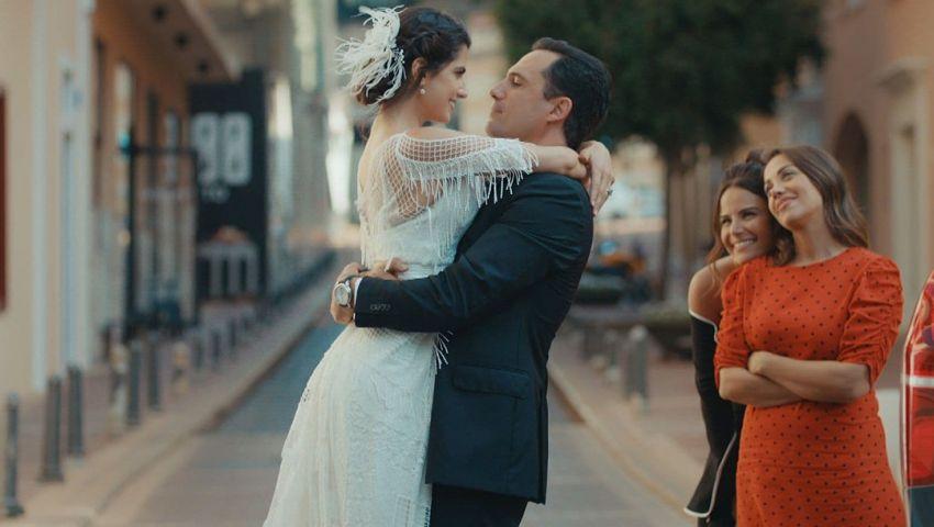 فيديو| «سر بينا».. ظافر عابدين يكشف موعد «عروس بيروت 2»