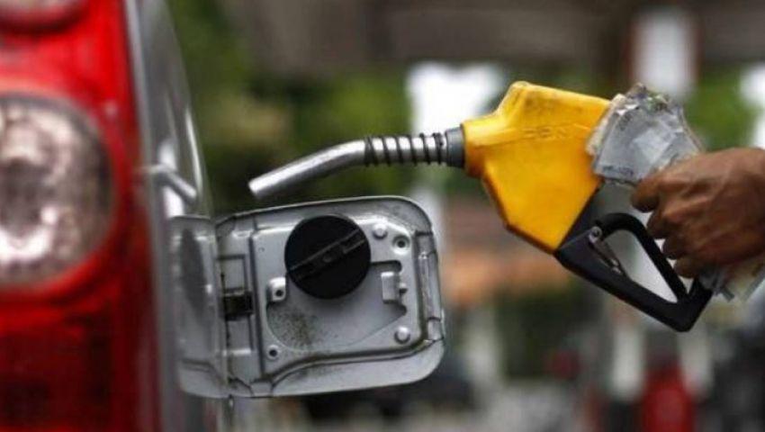اسعار البنزين اليوم السبت 15-6-2019