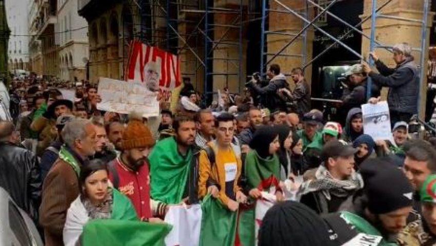 الجزائر| «رايتس ووتش»: استمرار قمع المحتجين قبيل انتخابات الرئاسة المتنازع عليها