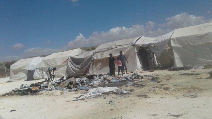 الأمراض تطارد دير بلوط الفلسطيني.. هذا ما يحدث في مخيمات اللجوء