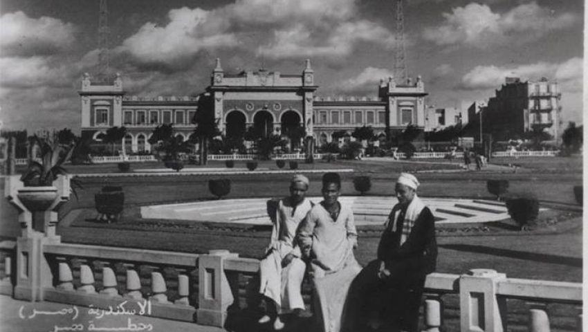 بوابة الإسكندرية الساحرة..من تحفة معمارية إلى مرتع للعشوائية (صور)