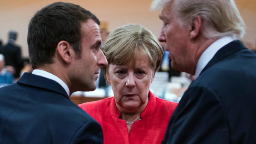 صحيفة ألمانية:استطلاع يظهر خضوع ميركل لأمريكا ورفضها الحماية الفرنسية