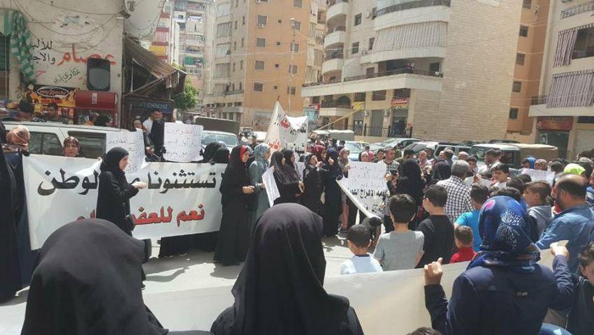 ضغوط «سنية» لإصدار عفو شامل عن ألفي معتقل بلبنان