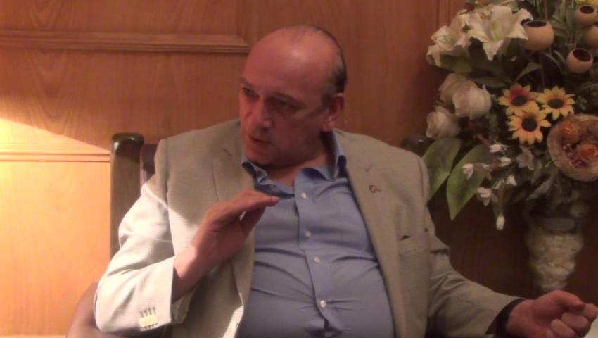 بالفيديو  مدير قصر العيني: نسب الأخطاء الطبية لدينا أقل من النسب العالمية