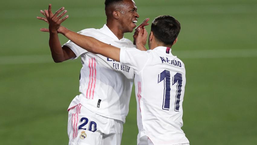 فيديو.. ريال مدريد يفوز بصعوبة على بلد الوليد في الدوري الإسباني