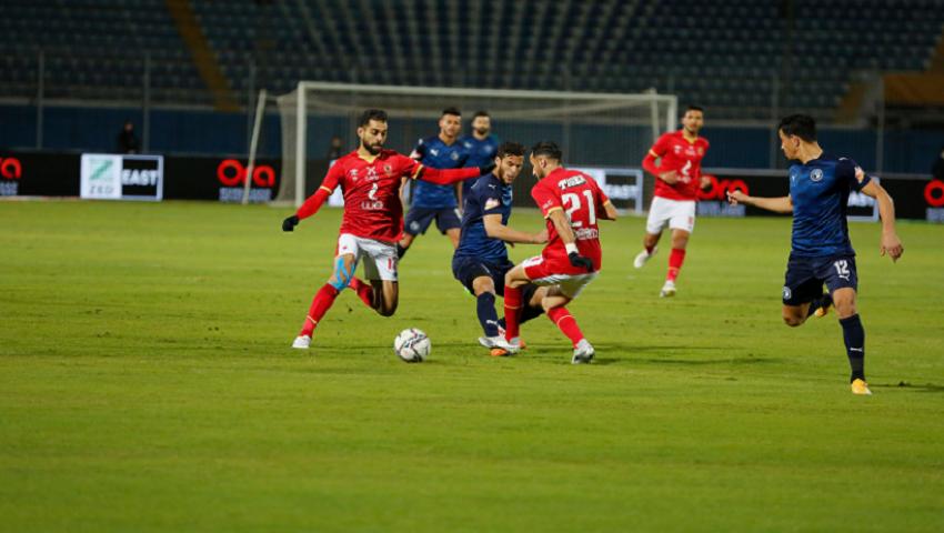 بعد مباراة بيراميدز.. الأهلي يطالب بالتحقيق في كوارث التحكيم