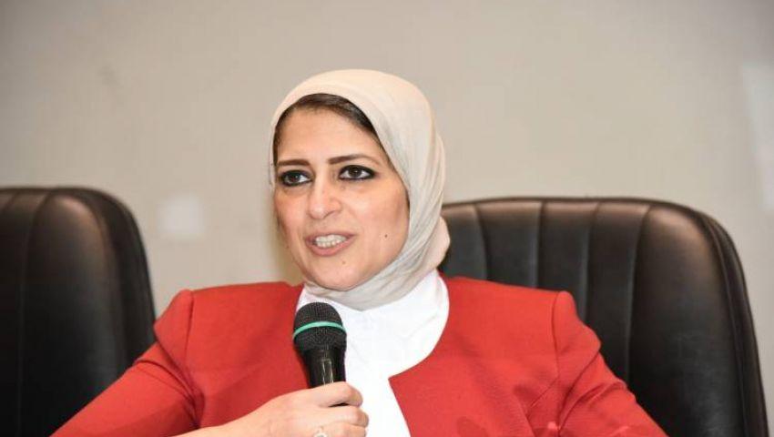 «الصحة» تكشف آخر حصيلة لوفيات وإصابات  كورونا في مصر