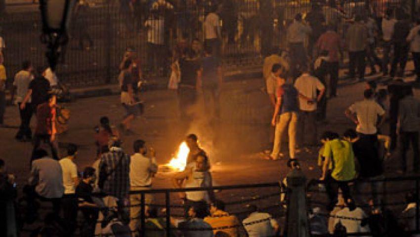 زفتى تُشيع جثمان أمين شرطة استشهد في أحداث رمسيس