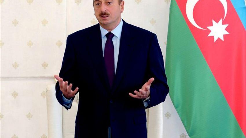 الرئيس الآذري يوقع سلسلة قرارات لخروج البلاد من أزمتها الاقتصادية
