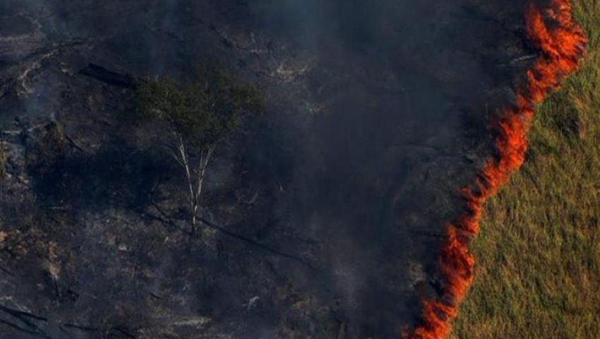 فيديو| غابات الأمازون تحترق.. ماذا يحدث لرئة الأرض ؟