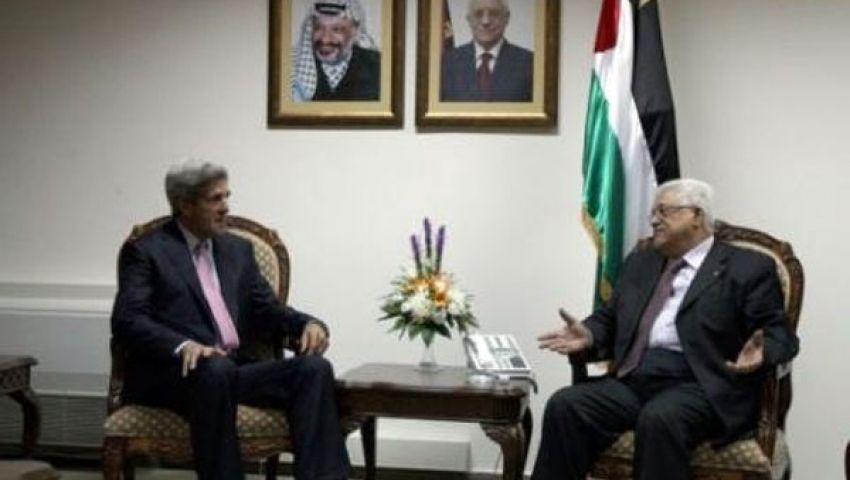 كيري يعرض على عباس وقف الاستيطان 3 شهور
