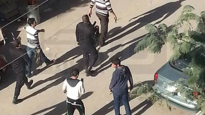 الأمن يهاجم مسيرة رافضي الانقلاب ويعتقل منتقبة بالإسماعيلية