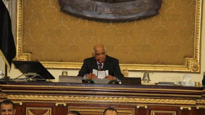 نواب دعم مصر يصوتون ضد مرشح الائتلاف  لوكالة البرلمان