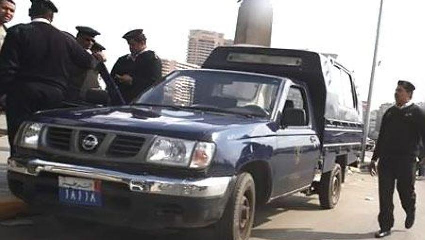 إصابة ضابط فى مواجهة مع مسلحين بطريق طنطا المحلة