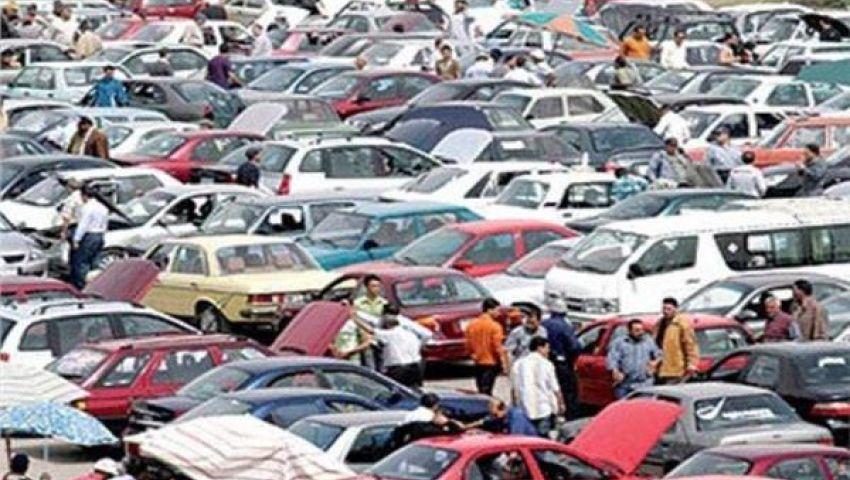 رابطة تجار السيارات: نستهدف تخريد 70 ألف سيارة في 2021