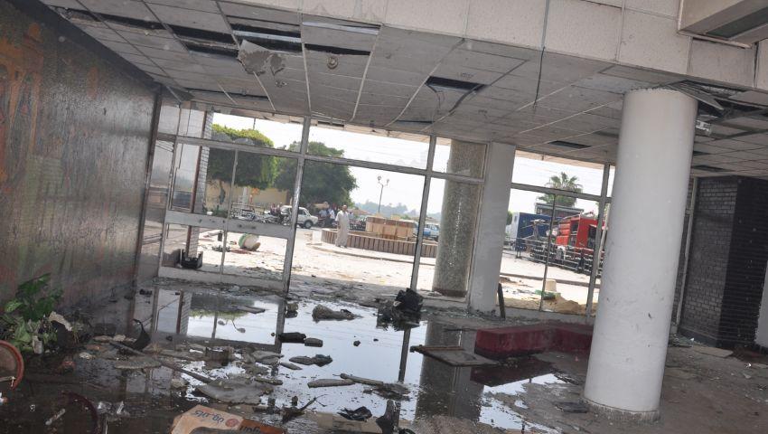 ترميم مبنى محافظة بني سويف بتكلفة 12.5 مليون جنيه