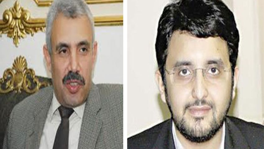 القبض على جهاد الحداد ومحمود أبوزيد