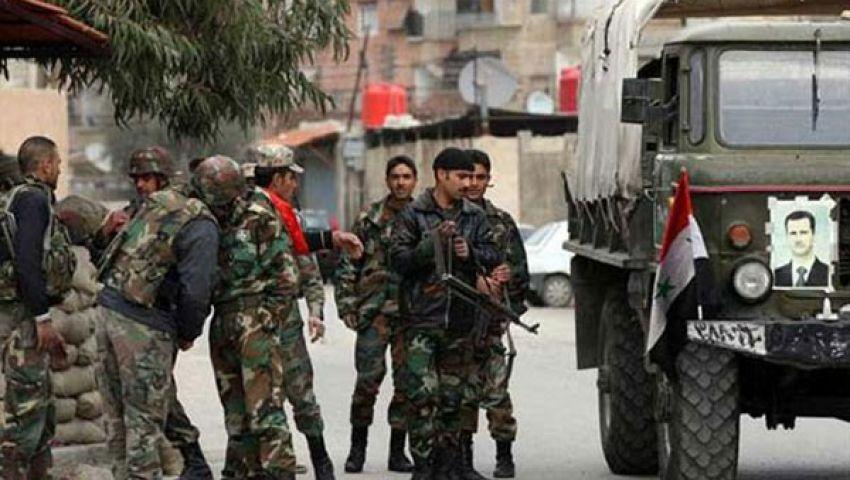 الجيش الحر يحذّر من هجمات كيماوية جديدة