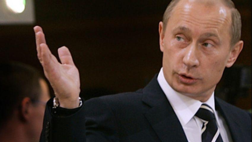 بوتين: موافقة الكونجرس على ضرب سوريا عدوان