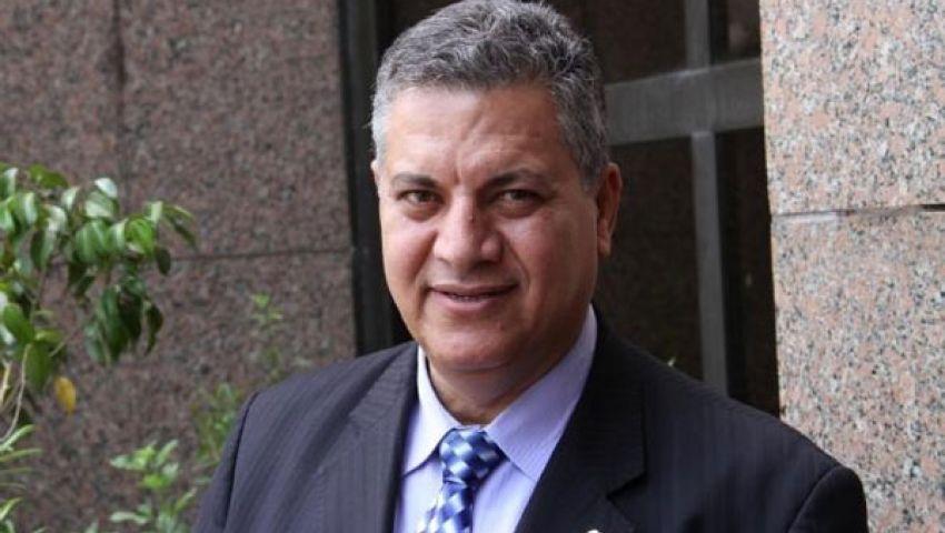 الفخراني يطالب بوضع 6 إبريل على قوائم الإرهاب