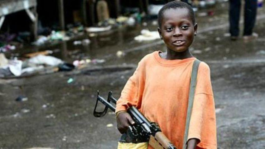 يونيسيف: 10 آلاف جندي طفل في جنوب السودان