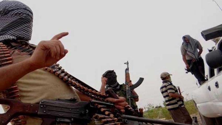 3 مسلحين يقتلون شرطيا بمنزله في سيناء
