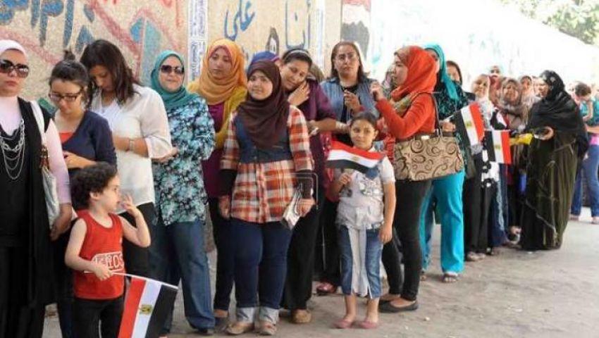 خطة حملات دعم السيسي لحشد المواطنين لصناديق الاقتراع