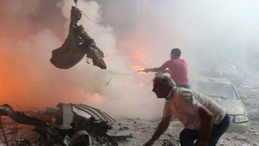 120 قتيلاً و240 جريجًا و160 منزلاً مدمرًا حصيلة قصف دماج اليمنية