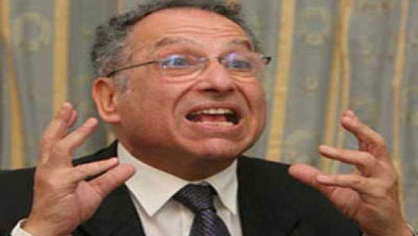 ممدوح حمزة: مرسي لم يكن يحكم ولكنه يؤخوِن