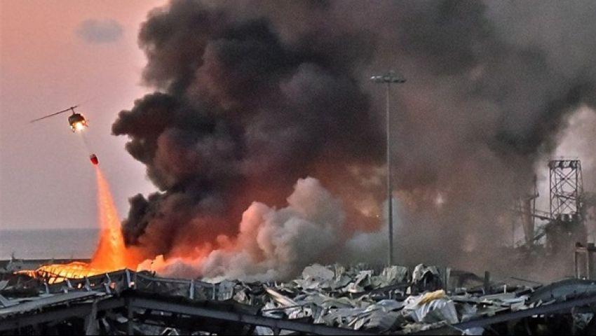 هآرتس: هذا ما يجب أن تتعلمه «إسرائيل» من انفجار بيروت