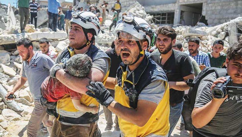 روسيا والنظام يحرقان إدلب.. كل ما تريد معرفته عن ضحايا ساعات الدم