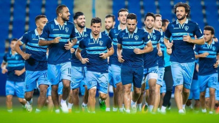 إنفوجراف| تاريخ مواجهات الزمالك مع الأندية الجزائرية