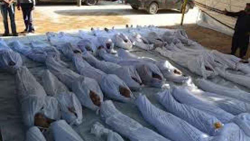 لجنة التحقيق الدولية تصل الغوطة للتحقيق في مجزرة الكيماوى